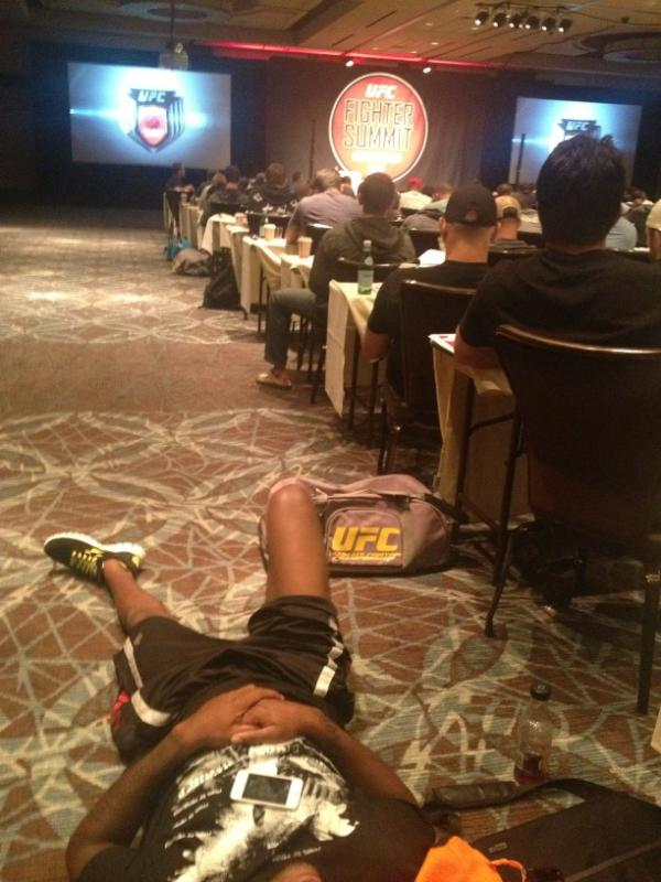 Foto di Fighter all UFC summit (lol post of the year) 14