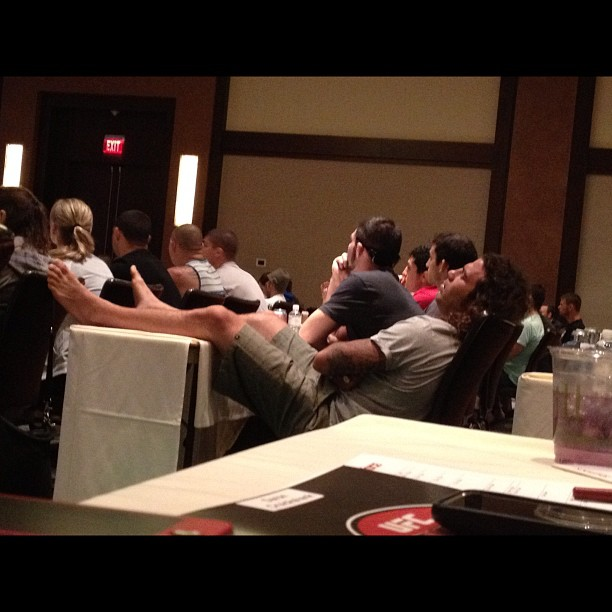 Foto di Fighter all UFC summit (lol post of the year) 1
