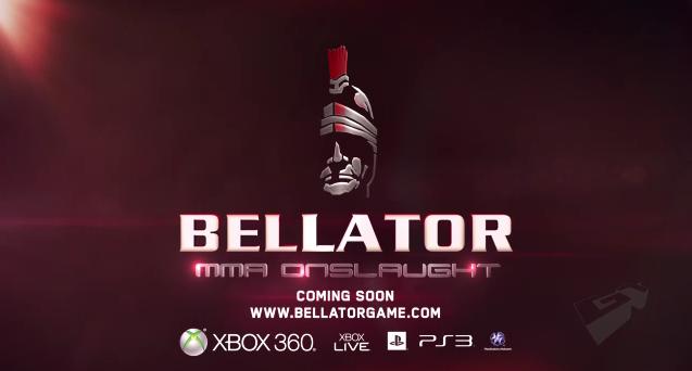 Bellator: MMA Onslaught esce il video gioco 1