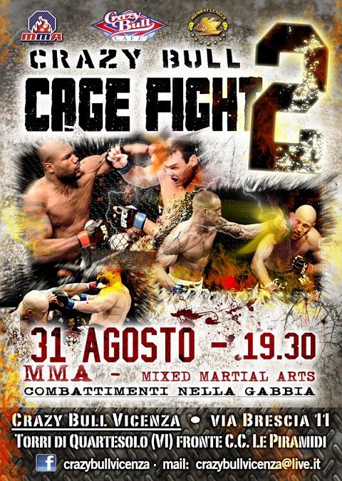 Kombat League Cage Fight 2 - MMA 1