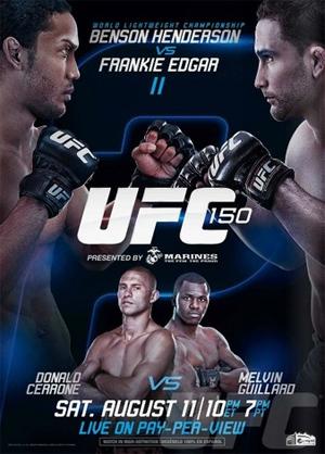 UFC 150: Henderson vs Edgar II - risultati 2