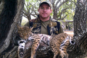 matt hughes hunt in africa picture