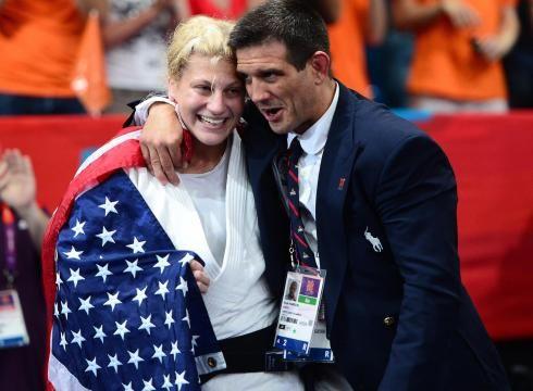 Kayla Harrison, oro olimpionico di judo nelle MMA? 1