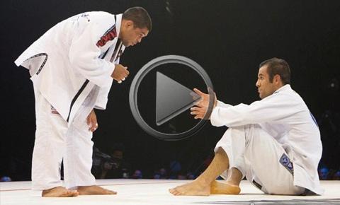 Ryron Gracie vs Andre Galvao breakdown 1