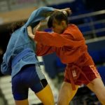 Intervista a Anna Righetti, campionessa del mondo di sambo 11