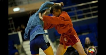 Intervista a Anna Righetti, campionessa del mondo di sambo 6