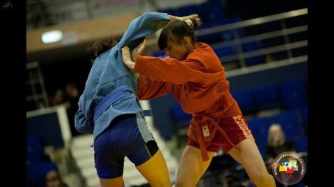 Intervista a Anna Righetti, campionessa del mondo di sambo 1