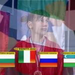 Intervista a Anna Righetti, campionessa del mondo di sambo 8