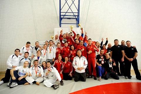 Campionati Mondiali 2012 – Grappling BJJ e MMA