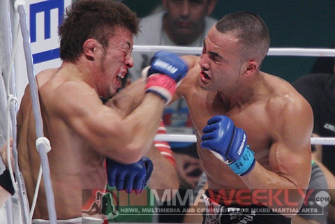 Eddie Alvarez al Dream 5