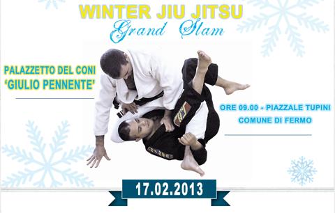 12 Febbraio - Winter Jiu Jitsu Grand Slam