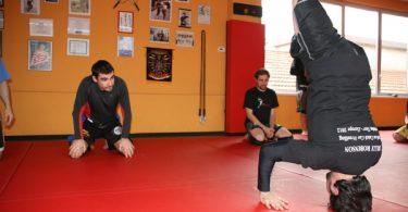Report seminario catch wrestling con Mike Raho 12