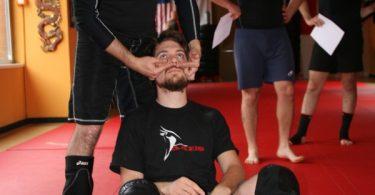 Report seminario catch wrestling con Mike Raho 11