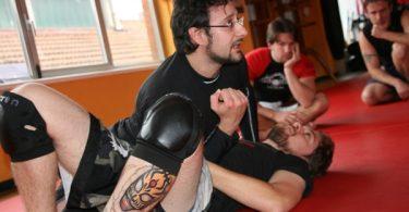 Report seminario catch wrestling con Mike Raho 10