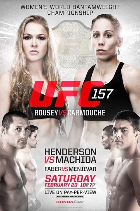UFC-157-Poster
