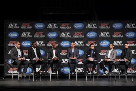 Classifica ufficiale UFC