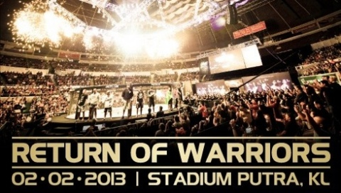 Risultati ONE FC 7- Return of Warriors