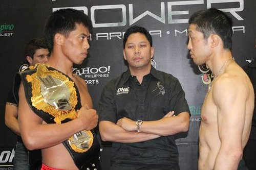 Risultati One FC 9: Banario vs Oishi (31.5.2013) 1