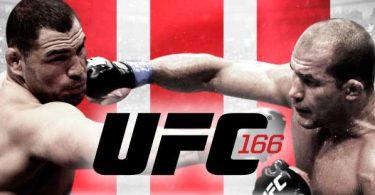 """Payback is a Bitch Motherfucker"" UFC 166 Revelations 7"