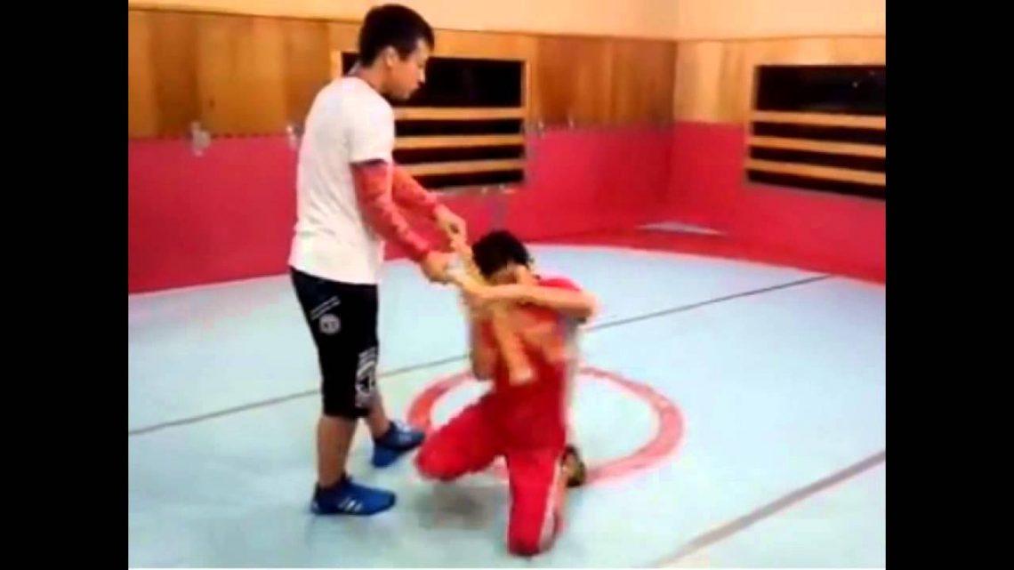 Japanese Wrestling Drills
