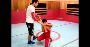 Japanese Wrestling Drills