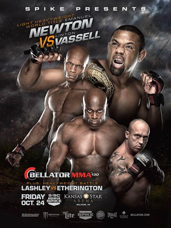 Risultati Bellator 130: Newton vs. Vassell 1