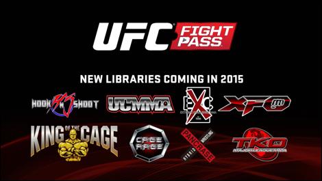 UFC FightPass ancora più gustoso 1