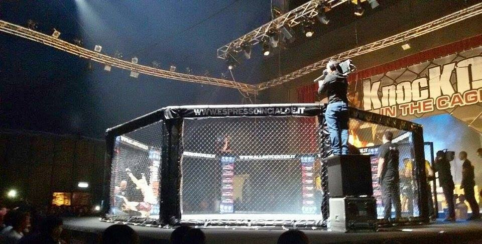 Knockout-in-the-cage-Risultati