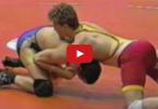 Video Ben Askren vs Chris Weidman wrestling
