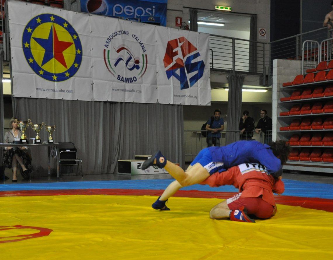 Report Campionati Italiani di Sambo 2015 1