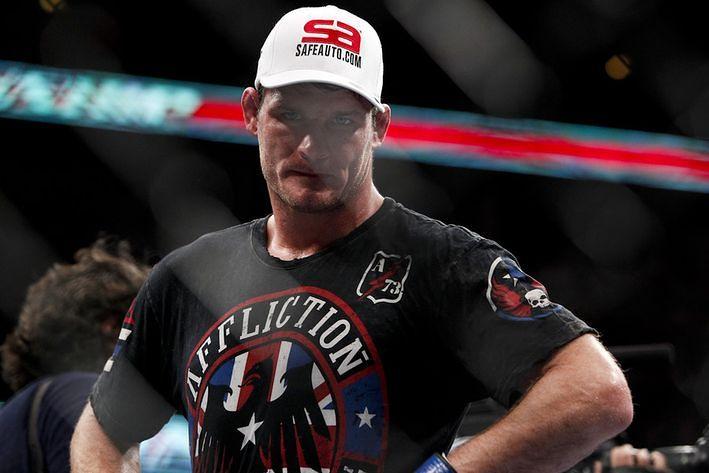 UFC Glasgow -bisping