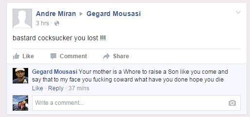 Gegard Mousasi - trolls 2