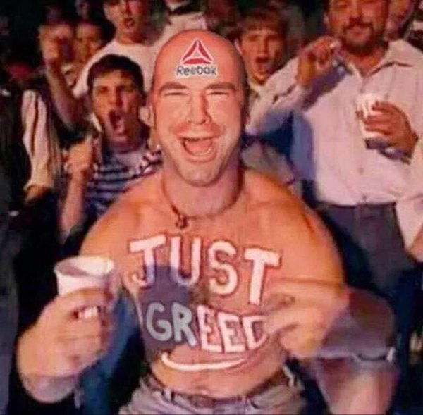 Just-greed-ufc