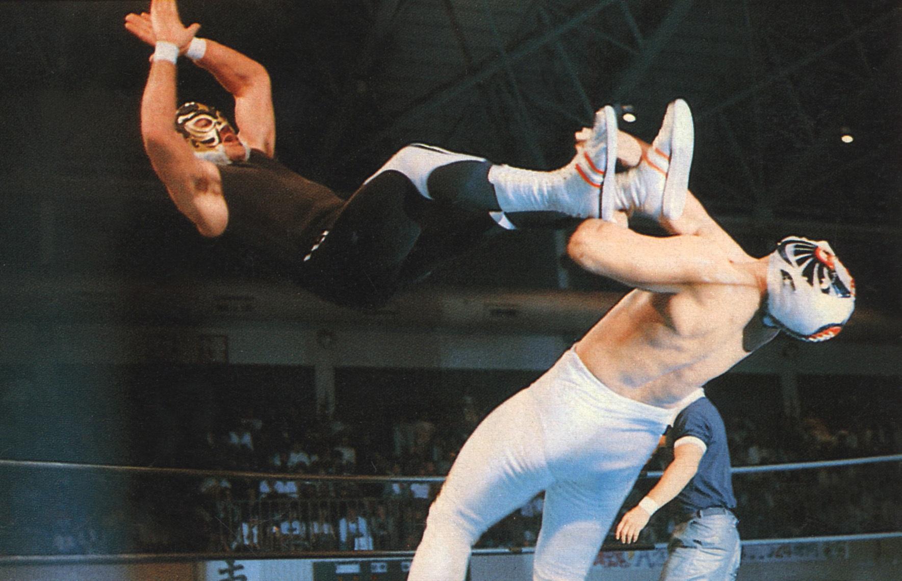 Addio a the destroyer muore a anni l icona del wrestling