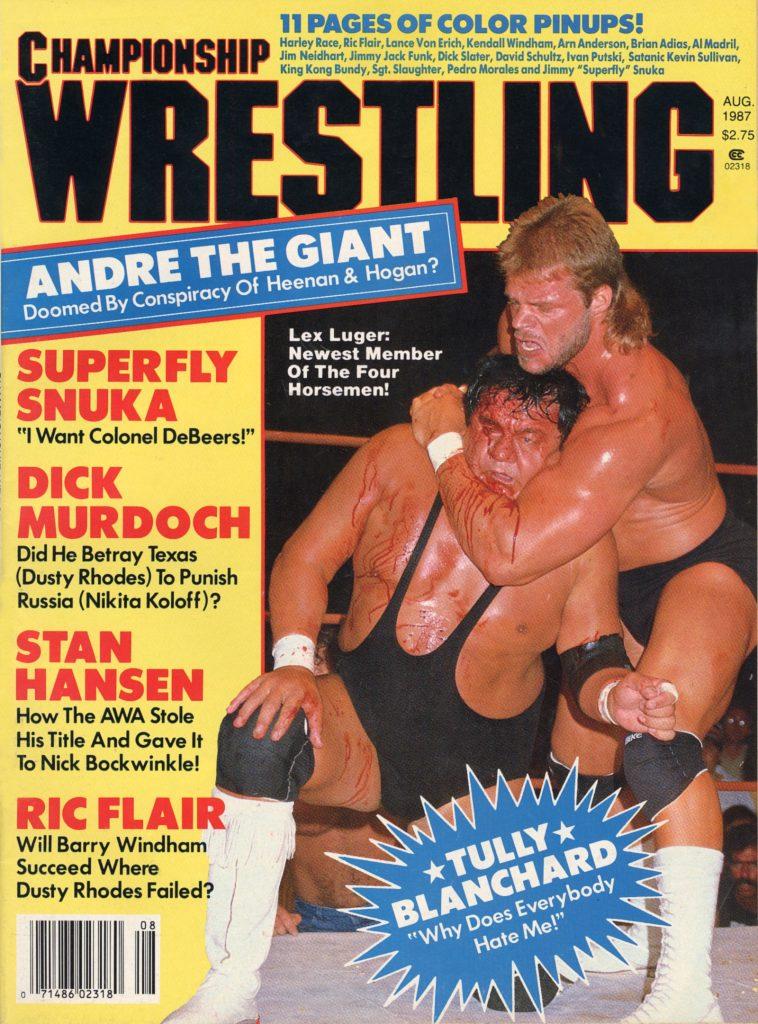 Foto 2 sul 'pro wrestling'