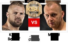 KSW 33: Karol Bedorf vs Michal Kita (Trailer) 1