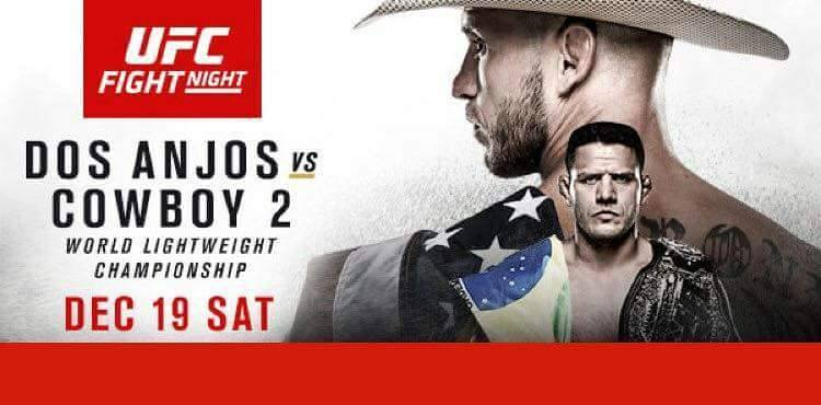 UFC on FOX 17: Dos Anjos vs. Cerrone