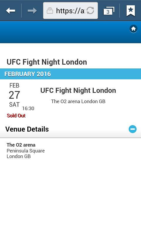 UFC-london-2016-sold-out