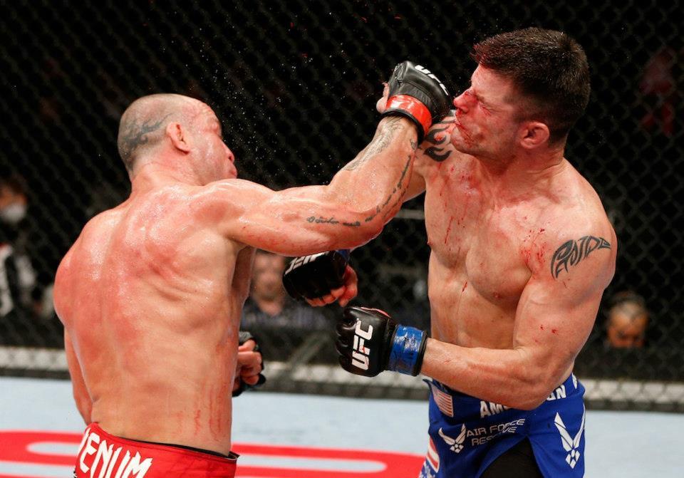 Ospizio Bellator combatte l'osteoporosi con Wanderlei Silva 1