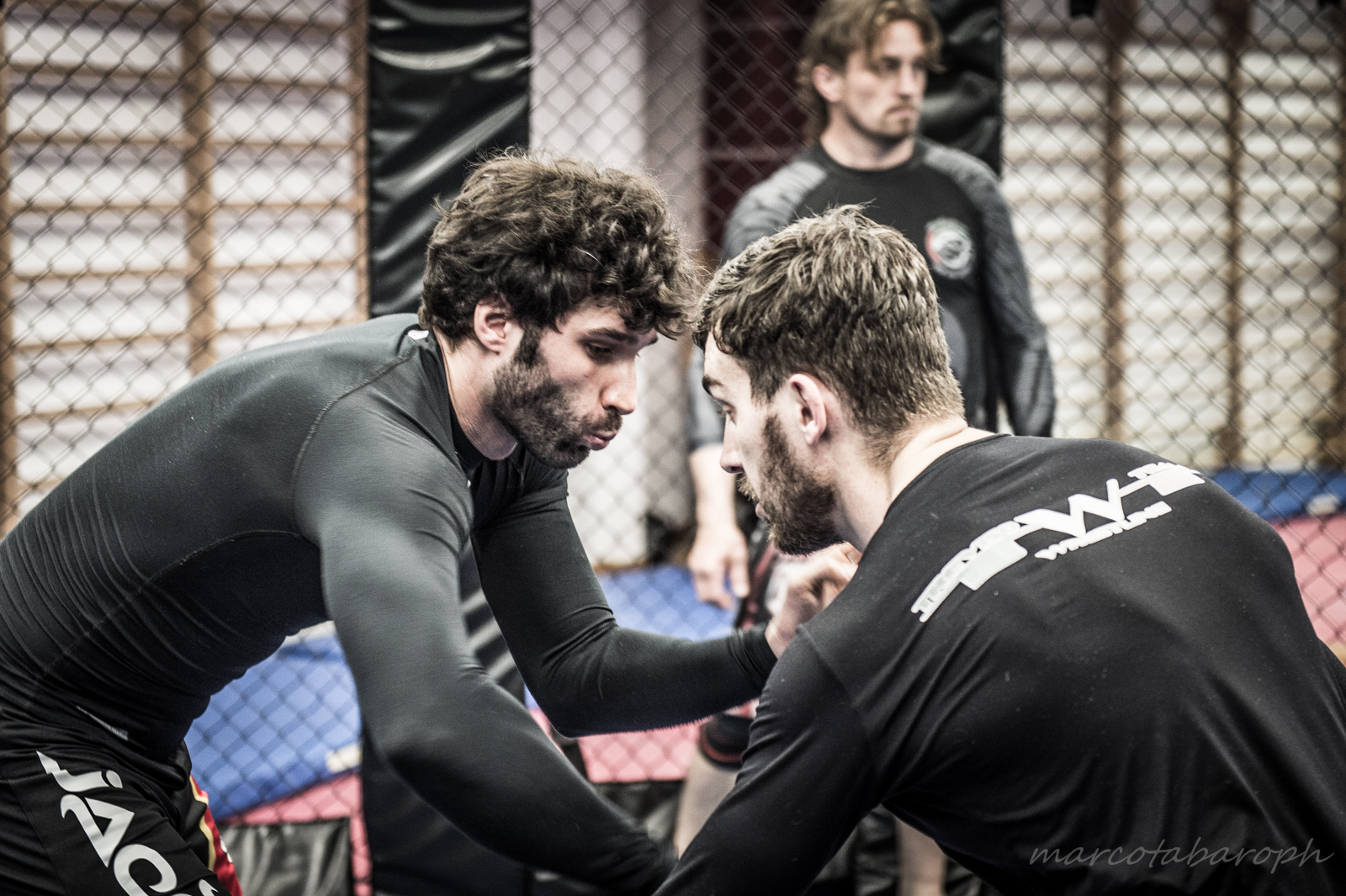 Matteo Bucovaz ed Ivan Vysotsky