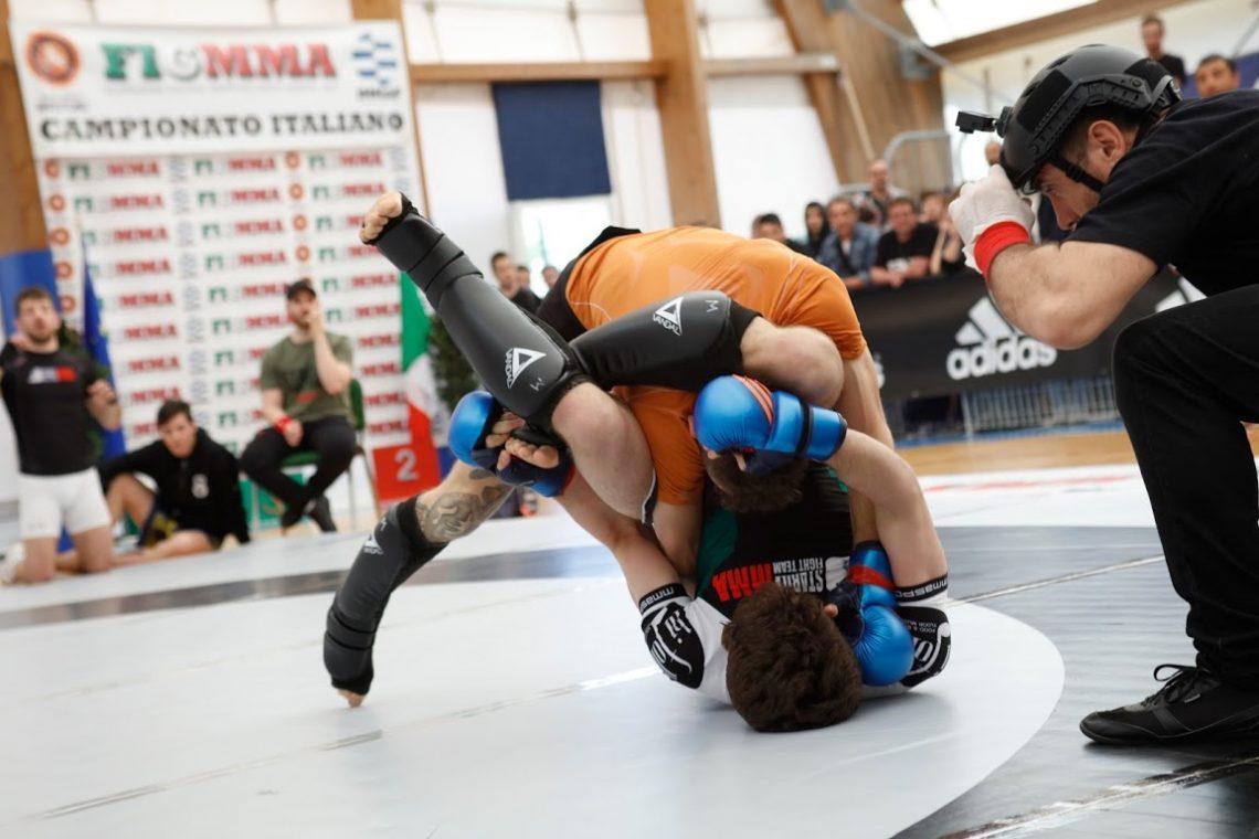 Report & Risultati 7 Campionato Italiano di MMA (FigMMA) 1