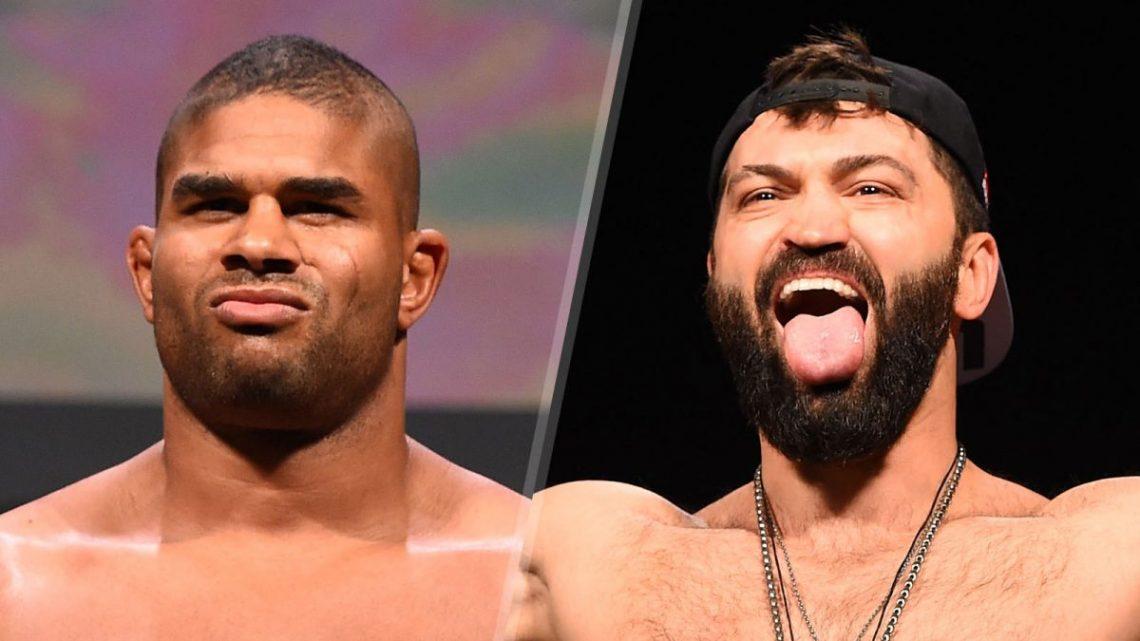 OVEREEM-ARLOVSKI - UFC FIGHT NIGHT 87 - RISULTATI 1