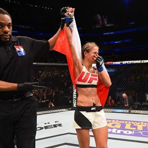 Karolina Kowalkiewicz dopo il debutto in UFC: