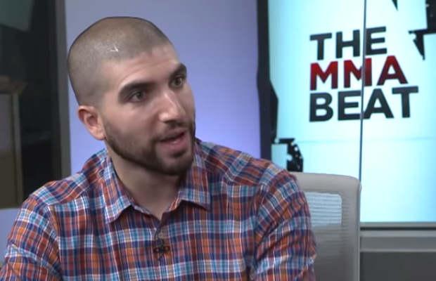 Ariel Helwani svela i segreti dell'UFC: buttato fuori dall'arena e bannato 1