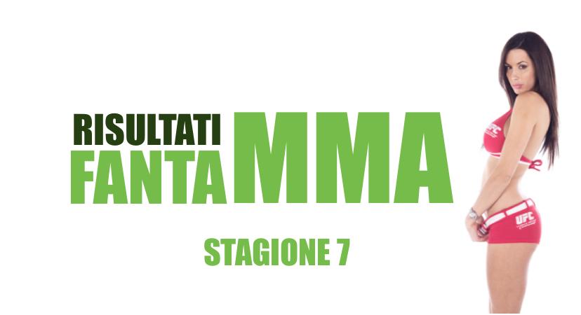 FantaMMA s07e09:UFC 202: Diaz vs. McGregor 2 RISULTATI 1