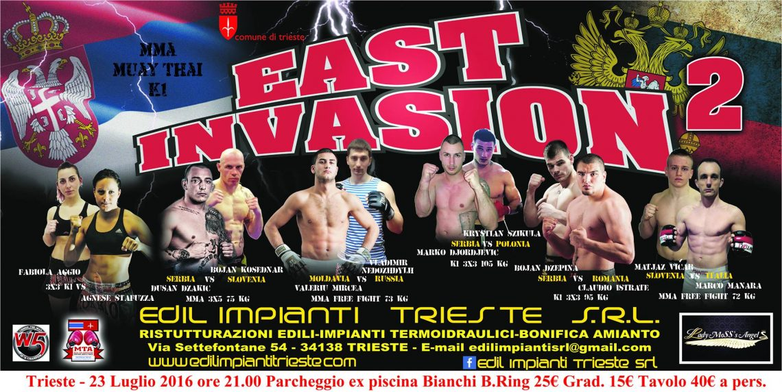 EAST INVASION 2 - MIRCEA VINCE ANCORA 1