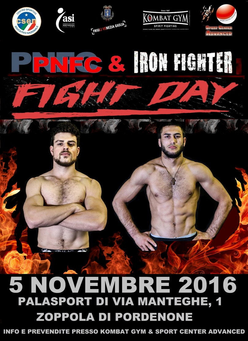 FIGHT DAY 1 1