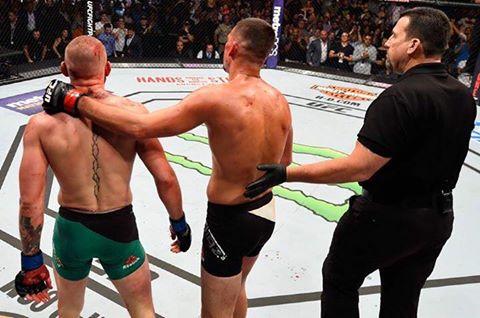 UFC 202: Quanto hanno guadagnato McGregor e Nate Diaz? (hint: nuovo record) 1
