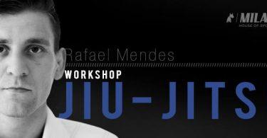 11 Novembre a Milano:  Workshop di Rafael Mendes 8