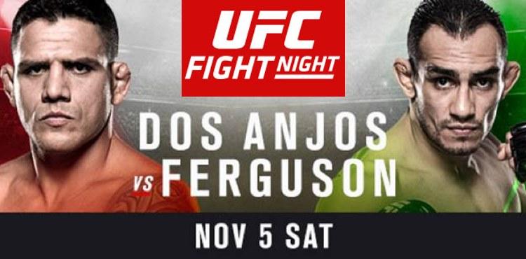 Risultati TUF Latin America 3 Finale: dos Anjos vs. Ferguson 1